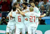Iran 0-1 Tây Ban Nha: Tưởng dễ mà khó