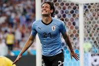 Uruguay 2-1 Bồ Đào Nha: Cavani che mờ Ronaldo