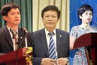 Thủ tướng Chính phủ bổ nhiệm nhân sự 3 cơ quan