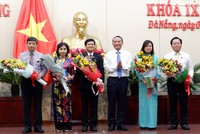 Đà Nẵng: Thông qua nhiều chức danh lãnh đạo chủ chốt