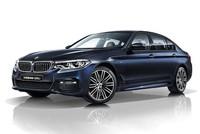 BMW serie 5 Li - xe sang chỉ dành cho Trung Quốc