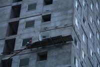 TP.HCM, sập giàn giáo công trình dự án 21 tầng, 2 người thương vong