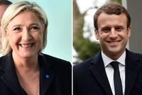 Ứng viên cực hữu và ôn hòa chiến thắng vòng 1 bầu cử tổng thống Pháp