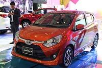 Toyota Wigo - đối thủ mới của Kia Morning về Việt Nam