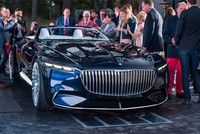 Mercedes-Maybach 6 Cabriolet - siêu sang mui trần dài 6,1 m