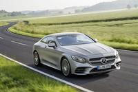 Mercedes S-class coupe nâng cấp sức mạnh