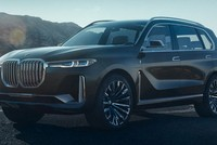 BMW X7 concept - chiến binh SUV mới
