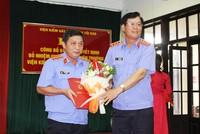 Nhân sự mới Bộ Quốc phòng, Viện Kiểm sát nhân dân tối cao