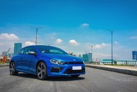 Volkswagen Scirocco R - xế 'lạ' trong phố Việt