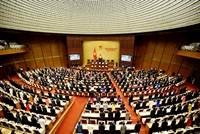Sáng nay khai mạc kỳ họp thứ 4, Quốc hội khóa XIV