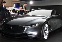 Mazda Vision coupe - hình mẫu mới của Mazda6