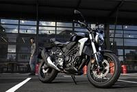 Honda CB300R 2018 - đối thủ mới của Yamaha MT-03
