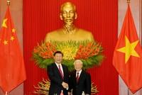 Việt Nam - Trung Quốc ký kết 12 văn kiện hợp tác