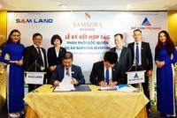 Hợp tác với Samland, Đất Xanh Premium chính thức phân phối độc quyền Dự án Samsora Riverside