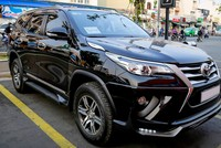 Toyota Fortuner cũ giá 1,2 tỷ - đắt hơn xe mới tại Việt Nam