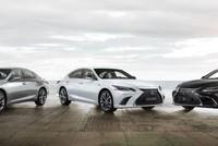 Lexus ES 2019 trình làng - cơ hội nào trước Mercedes E-class