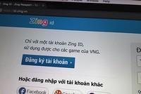 Hơn 160 triệu tài khoản Zing ID bị lộ thông tin