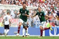 Đương kim vô địch thế giới Đức thua sốc trận mở màn World Cup 2018