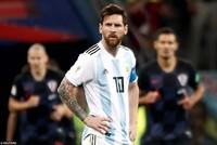 Argentina 0-3 Croatia: Argentina tệ nhất nhiều năm qua, Messi như 'vật thể lạ'