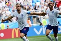 """Anh 6-1 Panama: """"Tam sư"""" quá lợi hại với bóng bổng, Harry Kane liên tiếp nhận quà"""