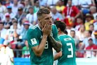 Đức cúi đầu rời World Cup: Kết thúc để.. bắt đầu