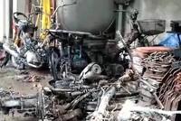 Hai vụ cháy liên tiếp ở Hà Nội, hàng chục người tháo chạy