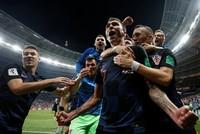 Croatia 2-1 Anh: Tuyệt vời bản lĩnh Croatia