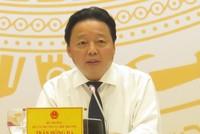 Bộ trưởng Trần Hồng Hà nói về vụ Cục phó dưới quyền bị mất trộm 400 triệu đồng