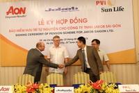 PVI Sun Life cung cấp bảo hiểm hưu trí tự nguyện cho Jakob Sài Gòn