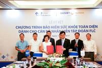 Bảo Việt tiếp tục bảo hiểm cho nhân viên FLC