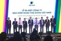 Bảo hiểm Nhân thọ Aviva Việt Nam chính thức ra mắt
