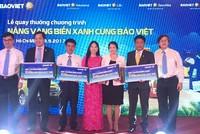 Bảo Việt tìm được khách hàng thưởng ô tô Ford Ecosport