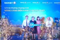 Thêm một khách hàng của Bảo Việt trúng thưởng xe ô tô Ford EcoSport