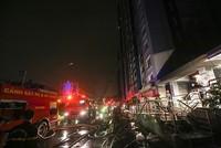"""Vụ cháy Carina: """"Cư dân không mua bảo hiểm, Quản lý tòa nhà sẽ phải bồi thường"""""""