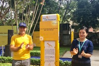 Sun Life Việt Nam tặng máy tập thể dục cho Công viên Tao Đàn, TP. HCM