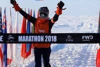 Người phụ nữ Việt Nam đầu tiên chinh phục thành công cự ly 42km tại Marathon Bắc Cực 2018