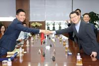 Ngân hàng Shinhan hợp tác chiến lược với Zalo