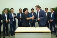 Dự án xử lý bùn thải cho Hà Nội được ký kết tại Đức
