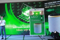 Lumi Việt Nam giới thiệu giải pháp nhà thông minh điều khiển bằng giọng nói