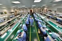 8 tháng, nhiều ngành công nghiệp tăng trưởng tích cực