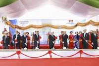 Tập đoàn Sumitomo khởi công Khu công nghiệp Thăng Long Vĩnh Phúc