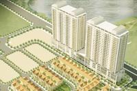 Sàn DTJ mở bán đợt cuối căn hộ Bắc Hà Tower giá 1,35 tỷ đồng/căn