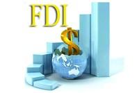 Giải ngân vốn FDI tiếp tục tăng