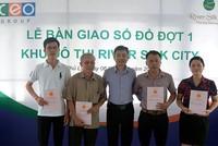 C.E.O mở bán đợt 2 Khu đô thị River Silk City