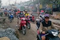 Dự án hạ tầng giao thông lỗi hẹn, thị trường địa ốc chịu trận