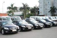 Hà Nội yêu cầu thủ trưởng các cơ quan không nhận xe biếu tặng từ doanh nghiệp