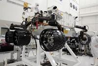 Robot thám hiểm mới của NASA
