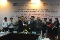 Xúc tiến đầu tư tại Quảng Ninh: Đẩy mạnh hợp tác nhà quản lý, nhà đầu tư, nhà tư vấn