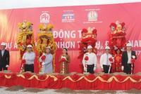 Động thổ Dự án Khu đô thị Phú Hội tại Nhơn Trạch