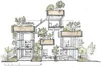 Binh House, căn nhà xanh của nhà thiết kế Võ Trọng Nghĩa